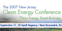 NJ Clean Energy Conference