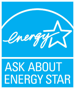 Ask us about ENERY STAR