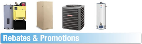 Residential Rebates and Promotions